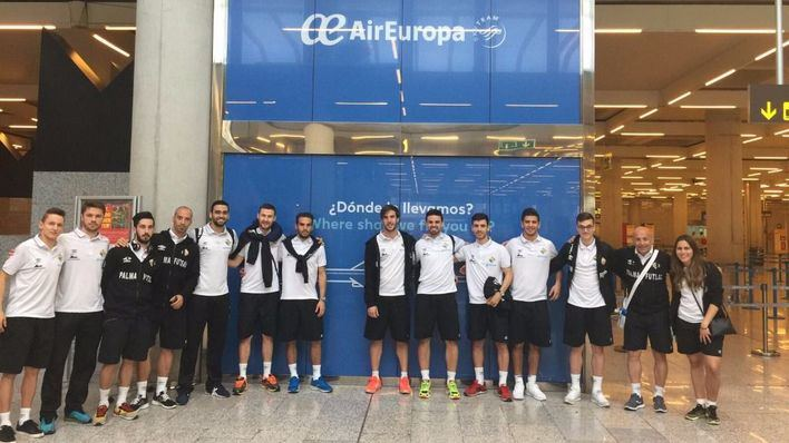 El Palma Futsal defenderá la cuarta plaza en Cartagena