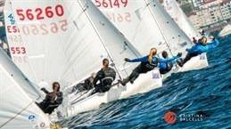 Clara Llabrés del Club Nàutic S'Arenal campeona de España de vela en 420