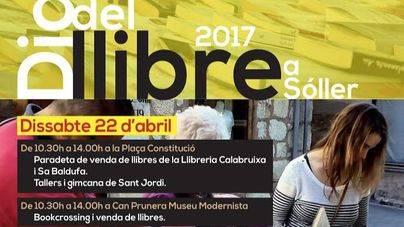 Can Prunera celebra el Día del Llibre de Sant Jordi