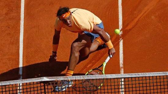 Nadal va por el lado de Djokovic en el cuadro de Montecarlo