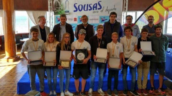 Baleares gana el Campeonato de España de 420 por equipos