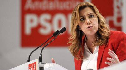 Susana Díaz quiere llevar al PSOE a la Moncloa