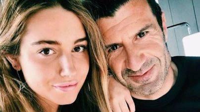 Un diario indigna al decir que la hija de Figo