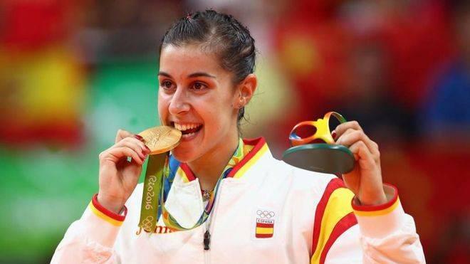 La campeona olímpica Carolina Marín ficha como embajadora de Meliá