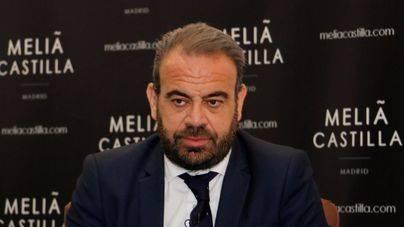 El vicepresidente y consejero delegado Gabriel Escarrer