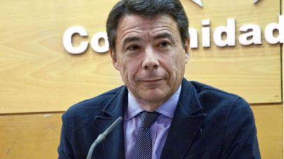 Ignacio González pasa la noche en los calabozos