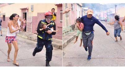 Tres muertos en las protestas contra Maduro en Venezuela