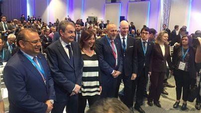 Zapatero cree que el 'Smart Island World Congress' consolidará Balears como referente mundial