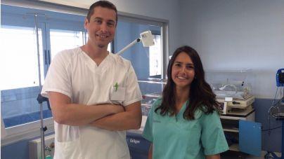 Hospital Juaneda Miramar, pionero en la 'walking epidural'