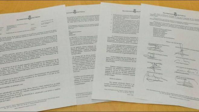 mallorcadiario.com tiene el documento de los altos funcionarios