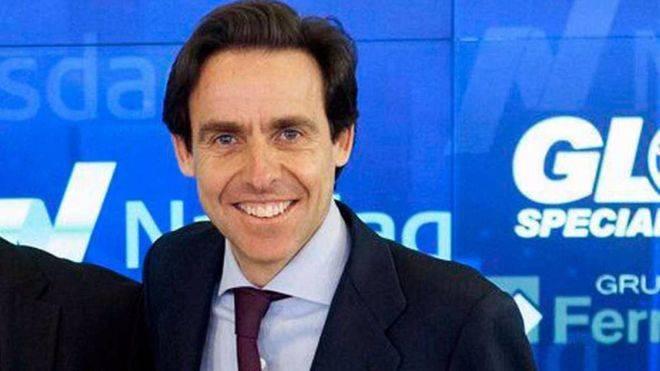 Detenido el consejero de OHL Javier López Madrid