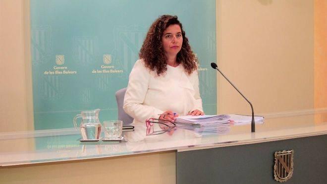 Pilar Costa, tras el Consell de Govern de este viernes