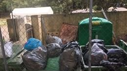 Residuos en el Municipio de Escorca