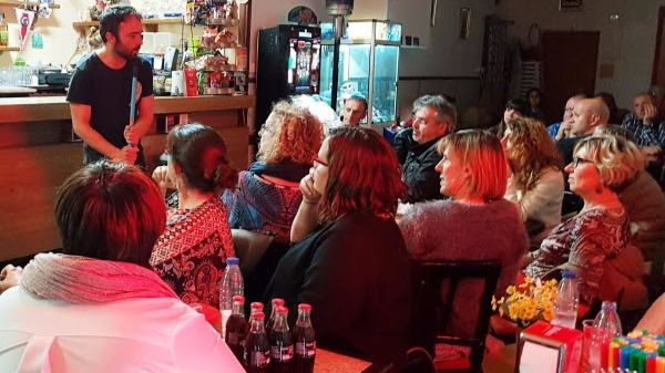 Más de 600 espectadores disfrutaron de Teatre de Barra en Pla de Na Tesa