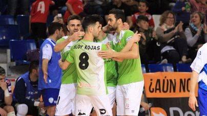 El Palma Fusal gana 8-4 al Jumilla y es quinto