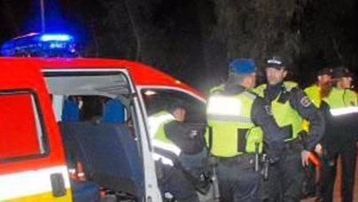Efectivos de la policía local de Calviá