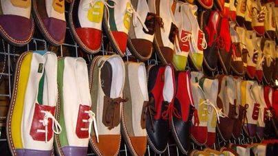 La exportación de calzado es una de las principales actividades de la industria