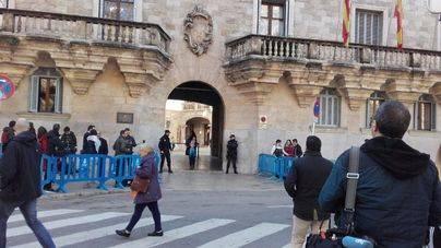 El pacto con la Fiscalía se ha cerrado en la Audiencia Provincial de Palma