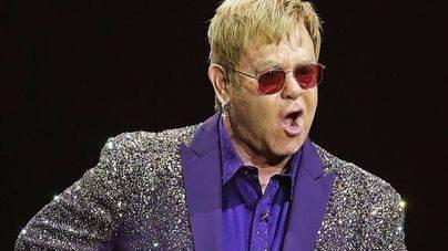 Elton John cancela los próximos conciertos