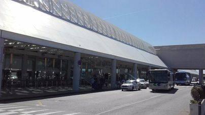 El aeropuerto de Palma