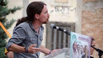 Podemos prepara una moción de censura contra Mariano Rajoy