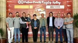 La Playa de Palma acoge del 28 al 30 de abril un torneo de rugby y voleibol