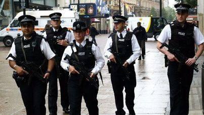 Dos operaciones policiales impiden un atentado terrorista en Londres