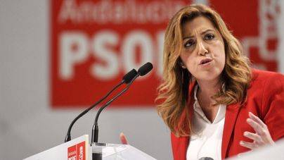 Susana Díaz hará campaña en Palma el viernes 5 de mayo
