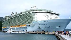 El 84'3% de los lectores cree que el turismo de cruceros es bueno para Palma