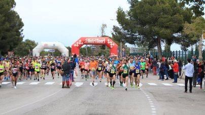 Boucetta y Serro ganan la Sol Half Marathon de Magaluf