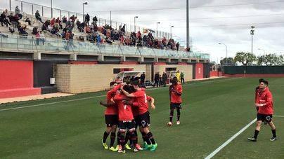 La permanencia del Mallorca B ya solo depende del primer equipo