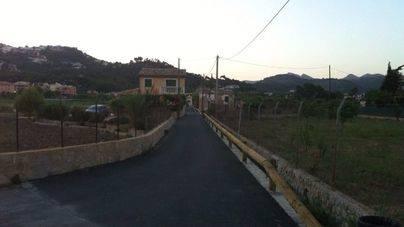 Andratx limpia caminos de cara a la temporada turística