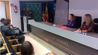 La Guardia Civil se ha incautado de artículos falsificados por valor de 15 millones en Balears desde 2014