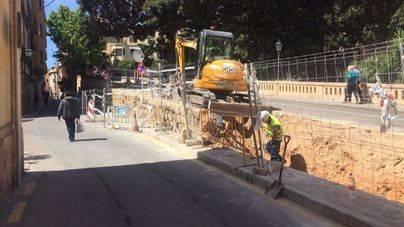 La asociación ARCA denuncia que las obras de la Costa de la Sang han destruido un 'espacio histórico'