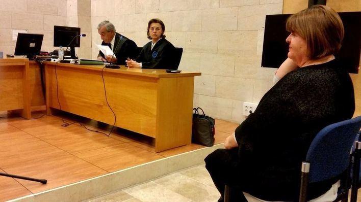 """Huertas, durante el juicio por su expulsión: """"Podem me tenía ganas"""""""