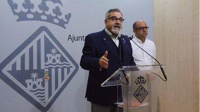 Josep Lluis Bauza, portavoz de Ciudadanos en Palma
