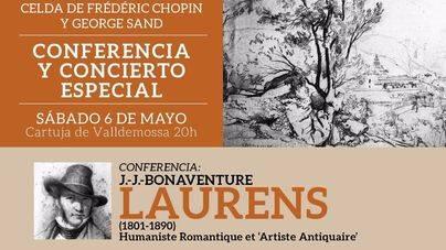 La celda de Chopin y Sand acoge este sábado una conferencia y un concierto