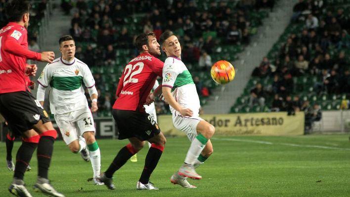 Un gol in extremis de Lago Junior le da 3 puntos al Mallorca en Son Moix