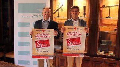 El Colegio de Farmacéuticos de Balears colabora en la venta de cupones solidarios