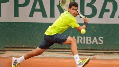 Jaume Antoni Munar eliminado en la previa del Madrid Open