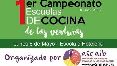 Estudiantes de cocina de Balears participan en el 1er campeonato de escuelas