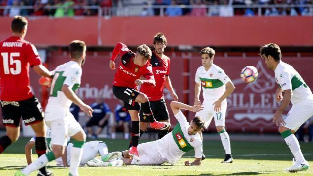 El Real Mallorca está a tres puntos de la salvación