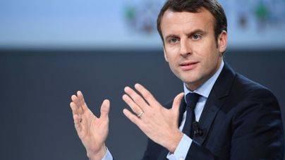 Macron se compromete con Europa tras ser elegido presidente de Francia
