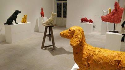 Damià Ramis, el pálpito de la vida en 13 esculturas para Rialto Living