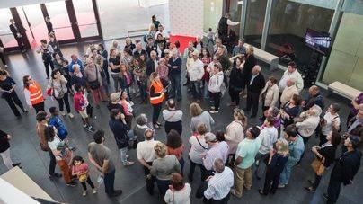 El Palau de Congressos recibió más de 5.500 visitantes en las jornadas de puertas abiertas