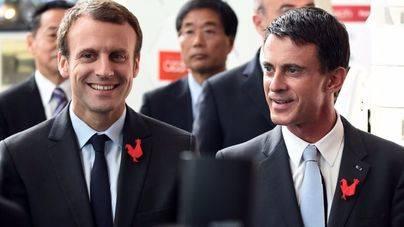 Manuel Valls será candidato a las legislativas en el partido de Macron