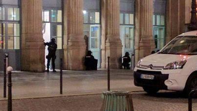 Una alerta de seguridad provoca el bloqueo de la estación del Norte en París