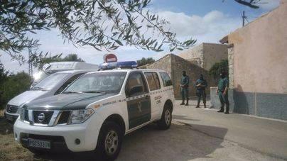Gritos de '¡Viva la Guardia Civil!' en Sóller durante la operación antidroga