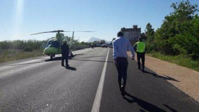 Muere un tercer ciclista de los atropellados por una conductora drogada