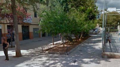 Desarticulado un punto de venta de droga en la Plaça Fleming de Palma